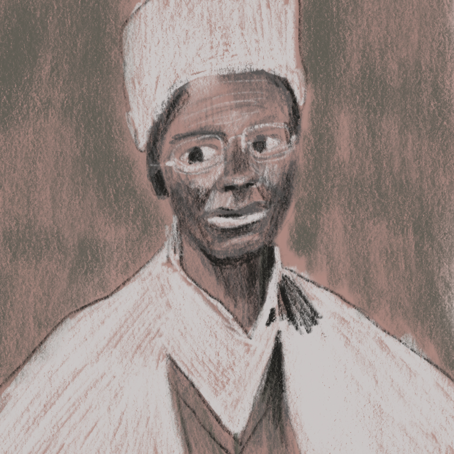Narrative of Sojourner Truth book cover