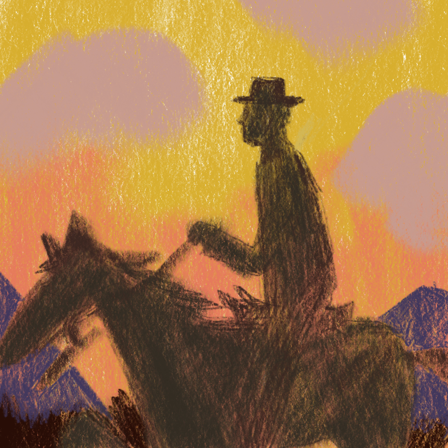 Riders of the Purple Sage book cover