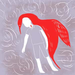 The Scarlet Ibis cover image